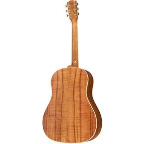 gibson advanced jumbo classic koa acoustic guitar musician 39 s friend. Black Bedroom Furniture Sets. Home Design Ideas