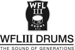 WFLIII Drums Logo