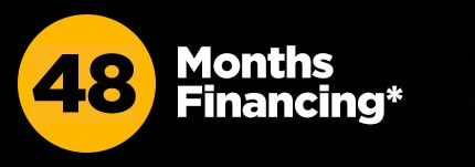48 months promotional financing *