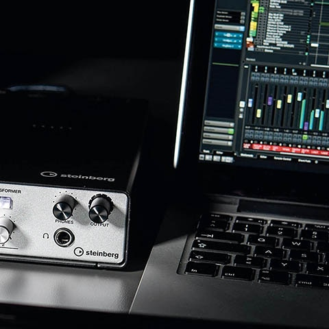 music recording software and hardware