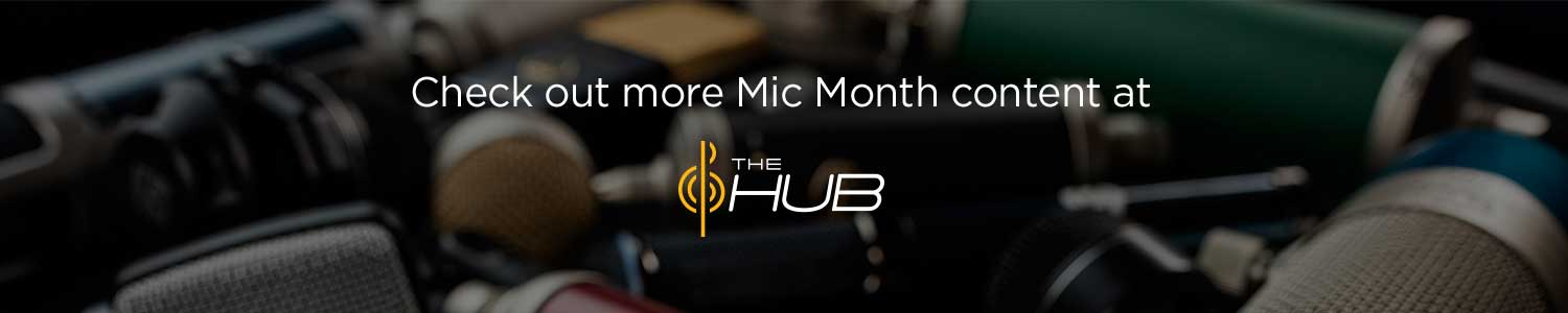 Check out more Mic Month content at The Hub