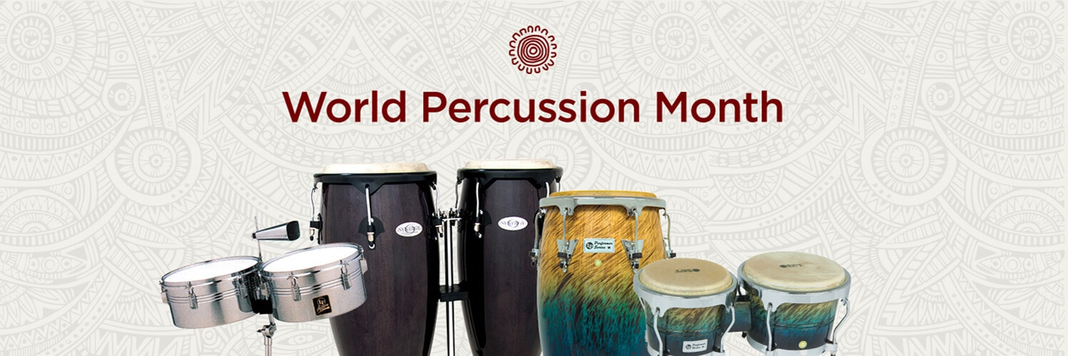 World Percussion Month