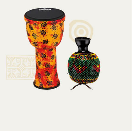African Percussion Drums
