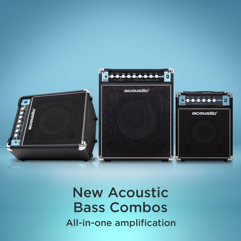 Acoustic Amplification | Musician's Friend