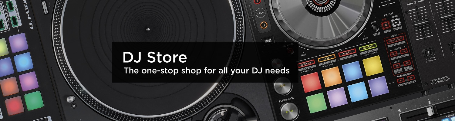 DJ Store - The one-stop shop for all your DJ needs.