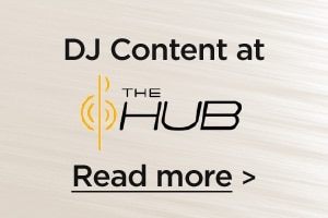 DJ Content at The Hub. Read more.