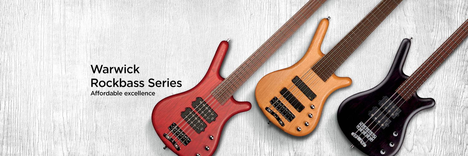 Warwick rockbass series affordable excellence