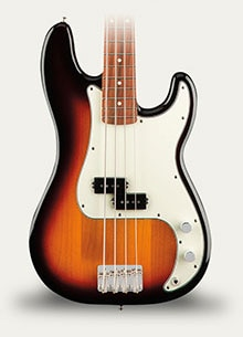 Fender® Player Series Basses
