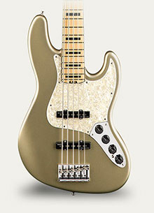 Fender® Jazz Bass® Models