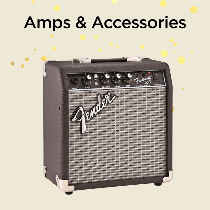 Amps and Accessories
