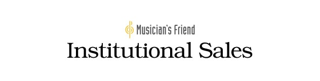 Musician's Friend - Institutional Sales