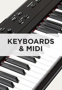 Keyboards and MIDI