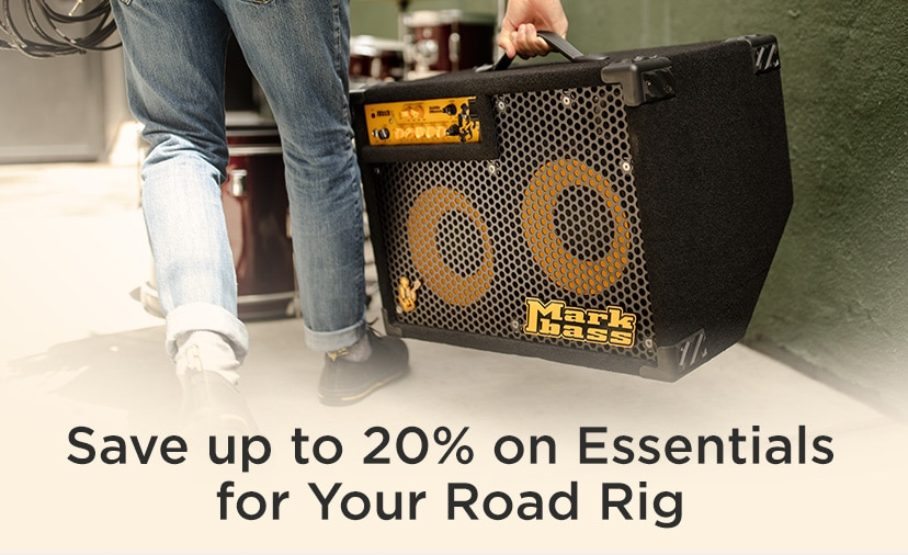 Save up to 20 percent on Essentials for Your Road Rig.