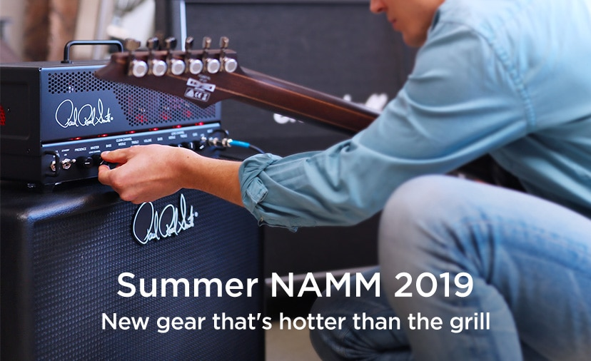 Summer NAMM 2019. New gear that's hotter than the grill