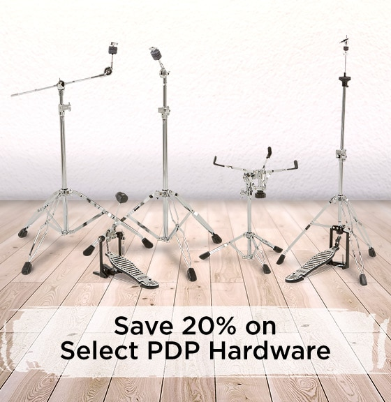 Save 20% on Select PDP Hardware.