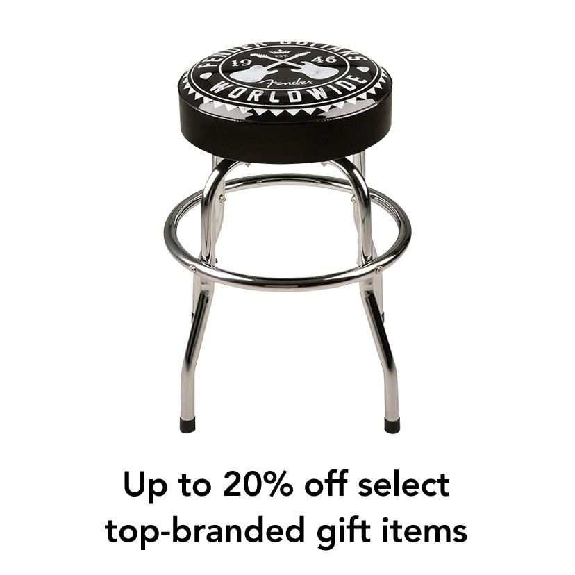 Up to 20% off select top-branded gift items