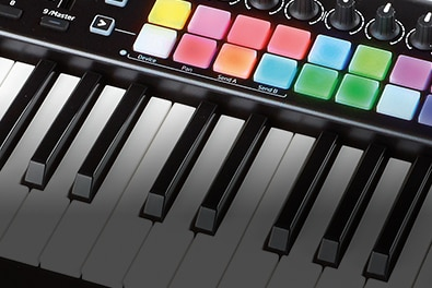 Keyboard Event Finance