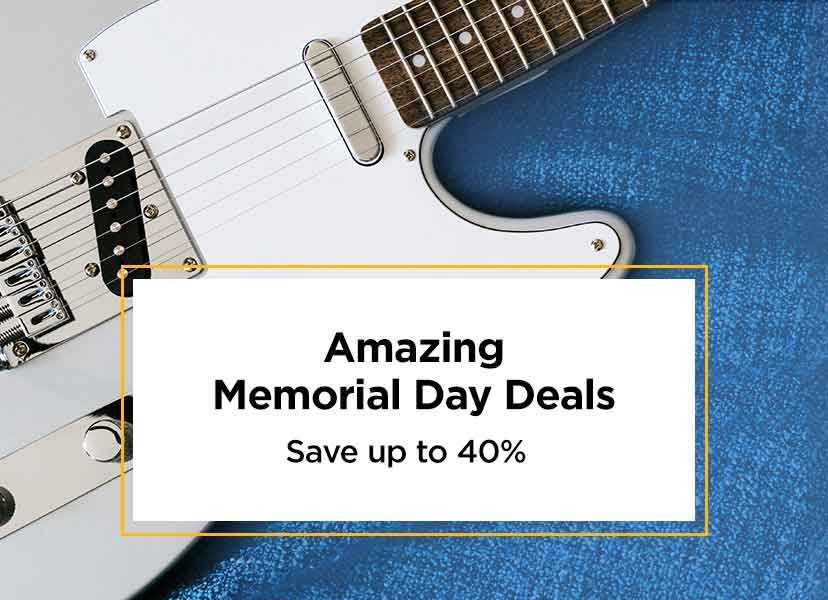 Save Up to 40 percent on memorial day deals.