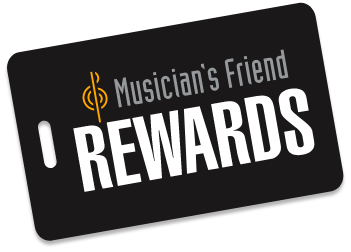 <h1>Musician's Friend Rewards</h1>