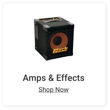 Amps and Effects. Shop Now.