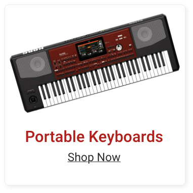 Portable Keyboards - Shop Now.