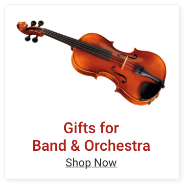 Gifts for Band and Orchestra. Shop Now.
