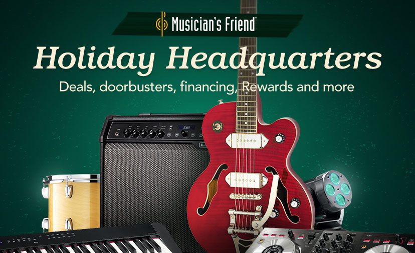 Holiday Headquarters. Deals, doorbusters, special financing and 16 percent back in Rewards points for the season
