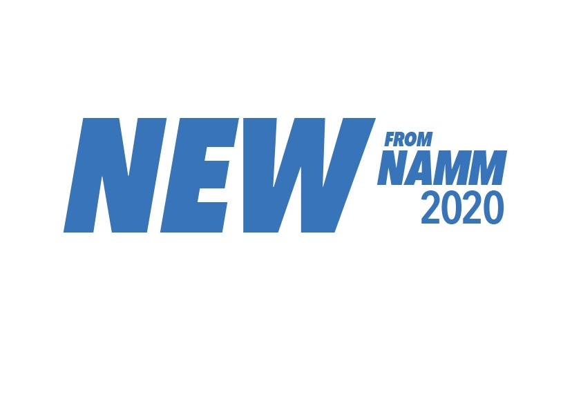 New from NAMM 2020