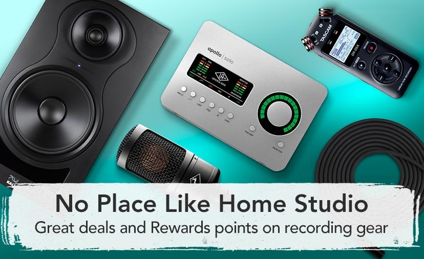 No Place Like Home Studio. Release your creativity with great deals, Rewards points