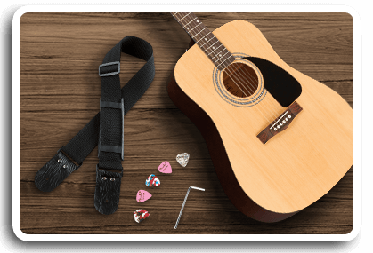 Musical Instrument Gift Packs