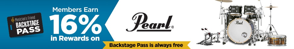 Back Stage Pass Members currently earn sixteen percent in rewards on Pearl products