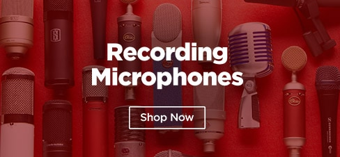 Shop All Recording Microphones
