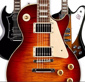 Gibson Solid Body Guitars