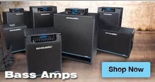 Acoustic Bass Amps