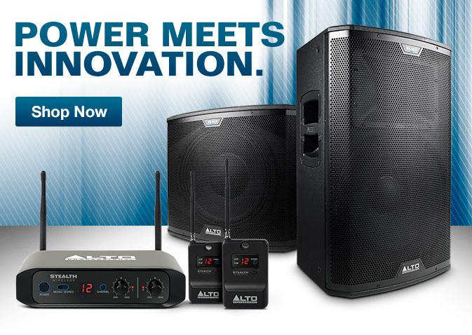 Alto Power Meets Innovation
