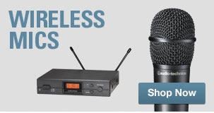 Wireless Mics