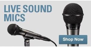 Live Sound Mics