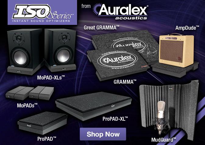 Auralex Acoustics ISO Series