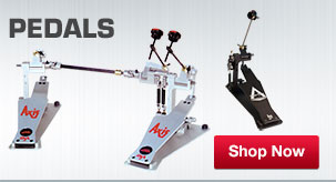 Axis Pedals