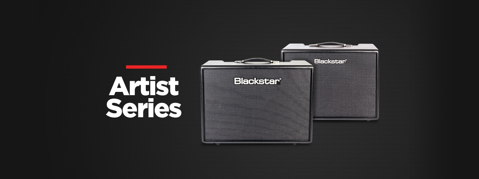 Blackstar Artist Series Amplifiers