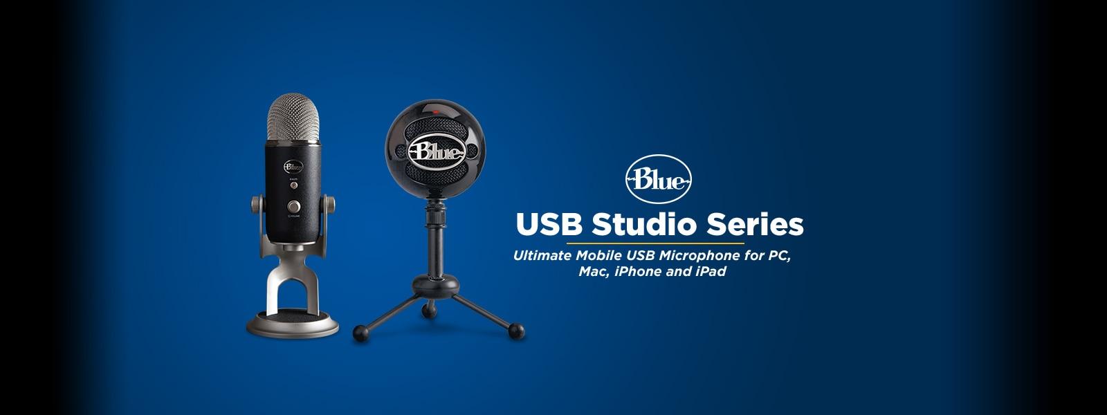 BLUEUSB Studio Series