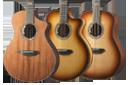 Breedlove Legacy Series Acoustic Guitars