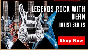 Dean Artist Series Guitars