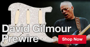 David Gilmour Prewire