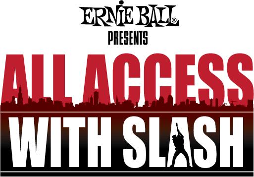 Ernie Ball all access with Slash