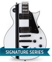 ESP Signature Series Guitars