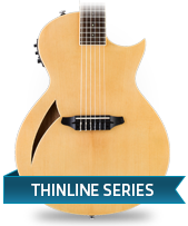 ESP Thinline Series Guitars