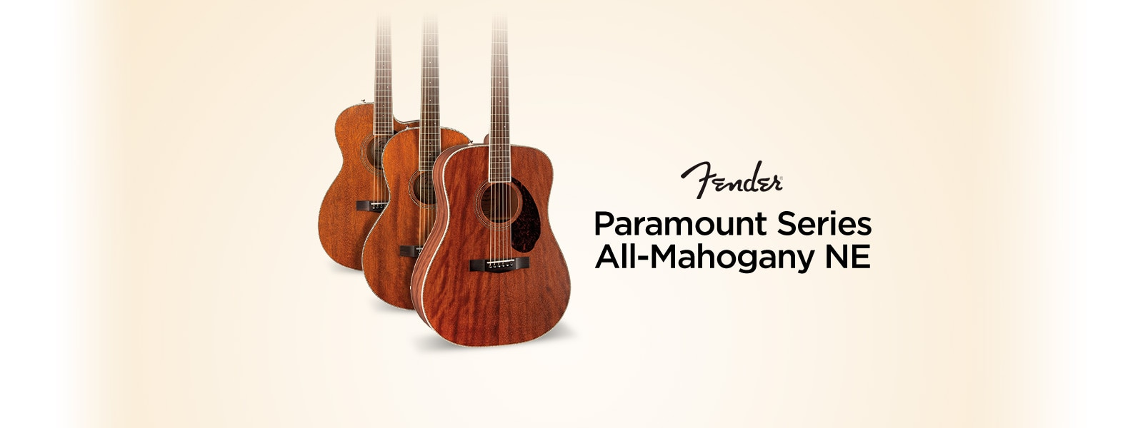 Paramount Series All Mahogany