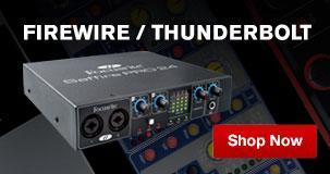 Firewire/Thunderbolt