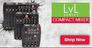 Harbinger LVL mixers